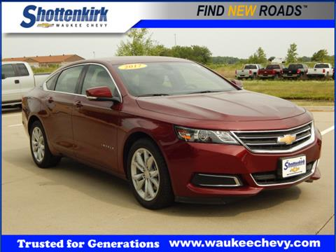 2017 Chevrolet Impala for sale in Waukee, IA
