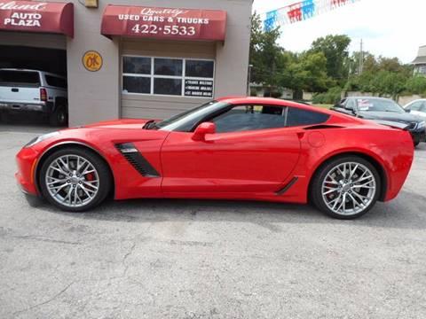 2016 Chevrolet Corvette for sale in Bonner Springs, KS