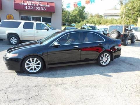 2007 Acura TSX for sale in Bonner Springs, KS