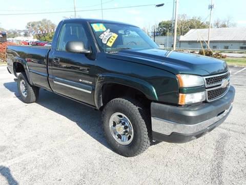 2006 Chevrolet Silverado 2500HD for sale in Bonner Springs, KS