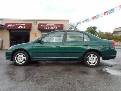 2002 Honda Civic for sale in Bonner Springs, KS