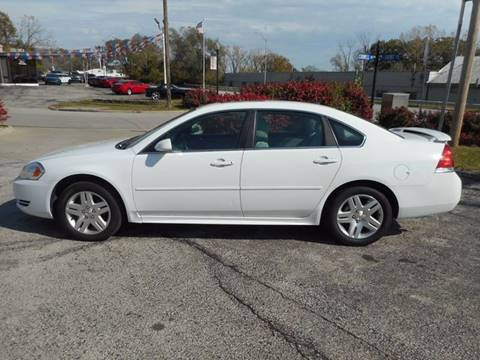 2012 Chevrolet Impala for sale in Bonner Springs, KS