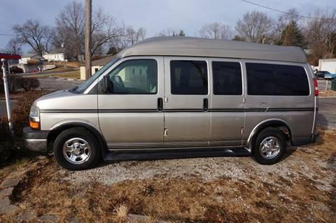 2004 Chevrolet EXPRESS RAISED ROOF SHERROD For Sale In Bonner Springs KS