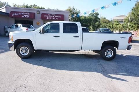 2010 Chevrolet Silverado 3500HD for sale in Bonner Springs, KS
