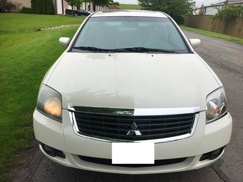 2009 Mitsubishi Galant for sale at Luxury Cars Xchange in Lockport IL