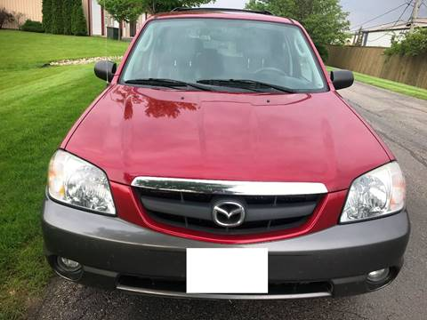 2004 Mazda Tribute for sale at Luxury Cars Xchange in Lockport IL