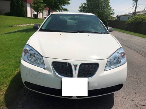 2006 Pontiac G6 for sale at Luxury Cars Xchange in Lockport IL