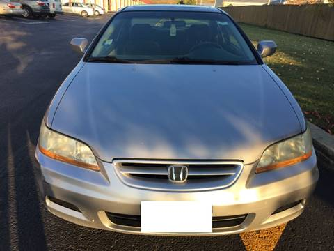 2001 Honda Accord for sale at Luxury Cars Xchange in Lockport IL