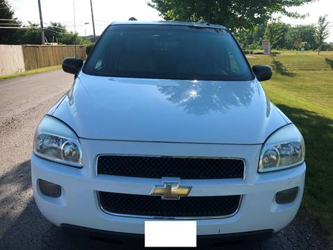 2006 Chevrolet Uplander for sale at Luxury Cars Xchange in Lockport IL