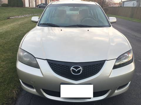 2005 Mazda MAZDA3 for sale at Luxury Cars Xchange in Lockport IL
