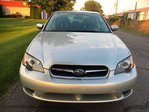 2005 Subaru Legacy for sale at Luxury Cars Xchange in Lockport IL
