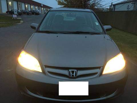 2004 Honda Civic for sale at Luxury Cars Xchange in Lockport IL
