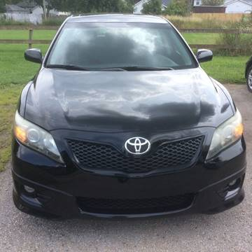 2011 Toyota Camry for sale at Luxury Cars Xchange in Lockport IL