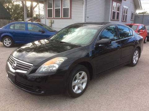 2009 Nissan Altima for sale at Luxury Cars Xchange in Lockport IL
