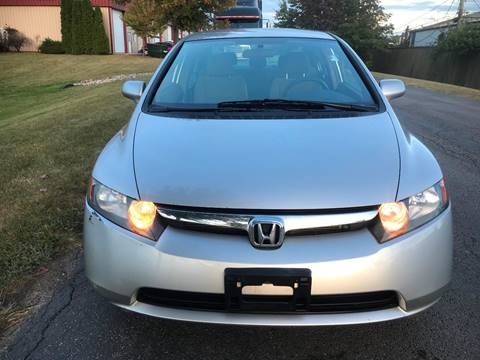 2008 Honda Civic for sale at Luxury Cars Xchange in Lockport IL