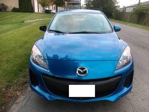 2012 Mazda MAZDA3 for sale in Lockport, IL