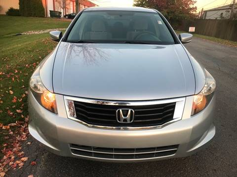 2008 Honda Accord for sale at Luxury Cars Xchange in Lockport IL