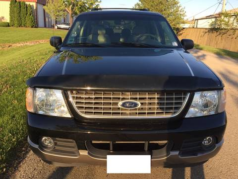 2002 Ford Explorer for sale at Luxury Cars Xchange in Lockport IL