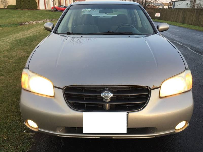 2000 Nissan Maxima For Sale At Luxury Cars Xchange In Lockport IL