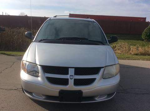 2004 Dodge Caravan for sale at Luxury Cars Xchange in Lockport IL