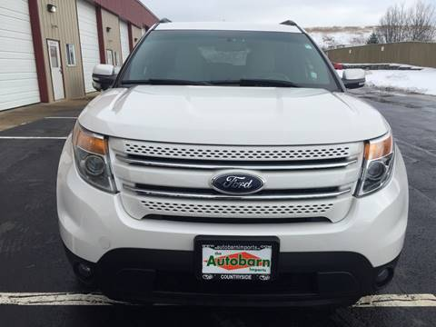 2013 Ford Explorer for sale at Luxury Cars Xchange in Lockport IL