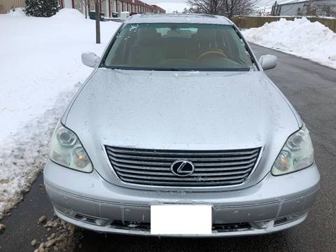 2006 Lexus LS 430 for sale at Luxury Cars Xchange in Lockport IL