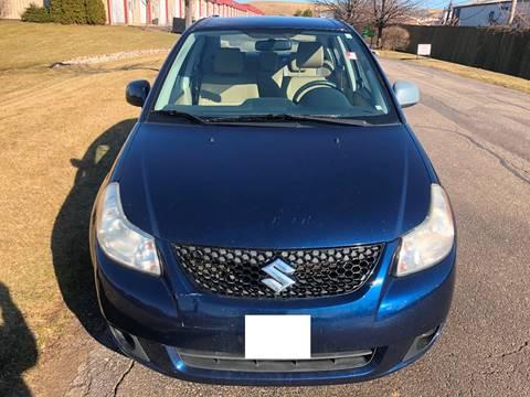 2008 Suzuki SX4 for sale at Luxury Cars Xchange in Lockport IL
