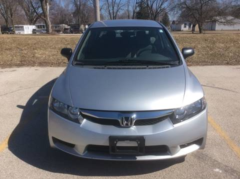2009 Honda Civic for sale at Luxury Cars Xchange in Lockport IL