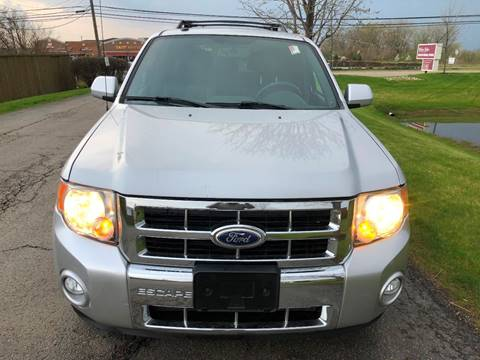 2010 Ford Escape for sale at Luxury Cars Xchange in Lockport IL