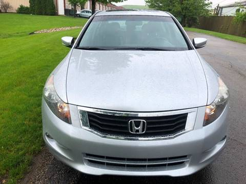 2010 Honda Accord for sale at Luxury Cars Xchange in Lockport IL