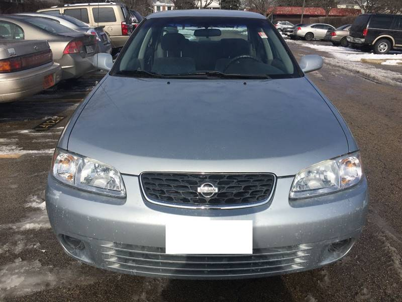 2002 Nissan Sentra For Sale At Luxury Cars Xchange In Lockport IL