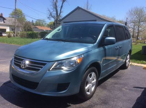 2009 Volkswagen Routan for sale at Luxury Cars Xchange in Lockport IL