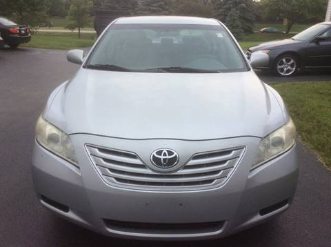2007 Toyota Camry for sale at Luxury Cars Xchange in Lockport IL