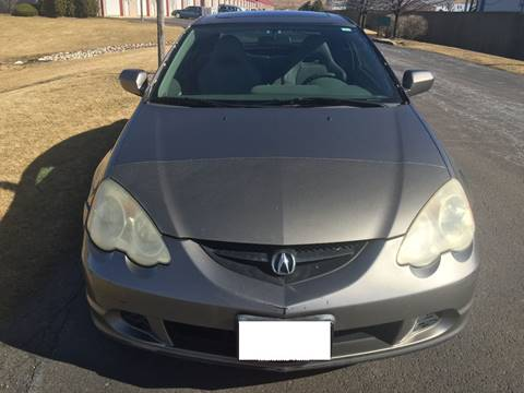 2003 Acura RSX for sale at Luxury Cars Xchange in Lockport IL