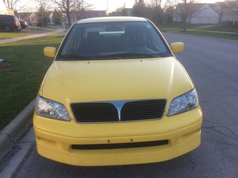2002 Mitsubishi Lancer for sale at Luxury Cars Xchange in Lockport IL