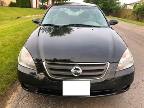 2003 Nissan Altima for sale at Luxury Cars Xchange in Lockport IL