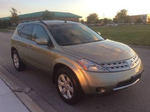2007 Nissan Murano for sale at Luxury Cars Xchange in Lockport IL