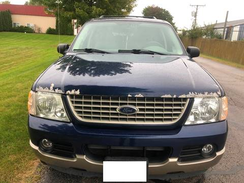 2004 Ford Explorer for sale at Luxury Cars Xchange in Lockport IL