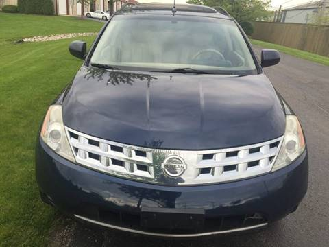 2003 Nissan Murano for sale at Luxury Cars Xchange in Lockport IL