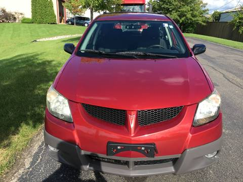 2003 Pontiac Vibe for sale at Luxury Cars Xchange in Lockport IL