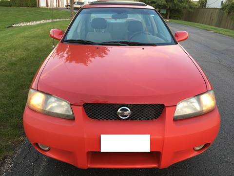 2003 Nissan Sentra for sale at Luxury Cars Xchange in Lockport IL