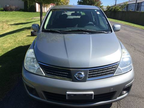 2009 Nissan Versa for sale at Luxury Cars Xchange in Lockport IL