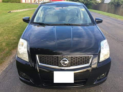 2009 Nissan Sentra for sale at Luxury Cars Xchange in Lockport IL