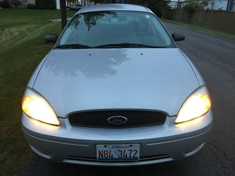 2006 Ford Taurus for sale at Luxury Cars Xchange in Lockport IL