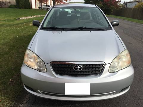 2006 Toyota Corolla for sale at Luxury Cars Xchange in Lockport IL
