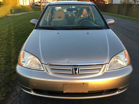 2003 Honda Civic for sale at Luxury Cars Xchange in Lockport IL