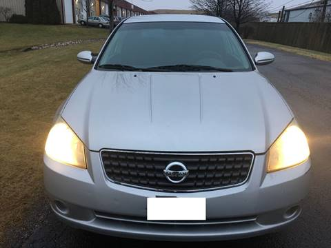 2005 Nissan Altima for sale at Luxury Cars Xchange in Lockport IL