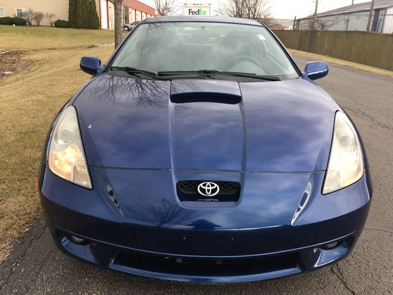2002 Toyota Celica For Sale At Luxury Cars Xchange In Lockport IL