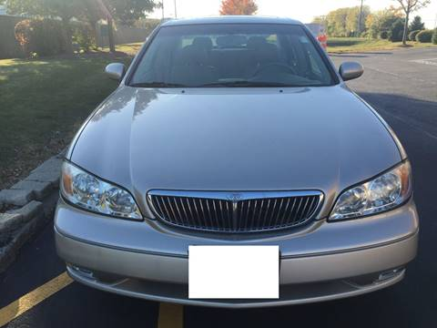 2000 Infiniti I30 for sale at Luxury Cars Xchange in Lockport IL