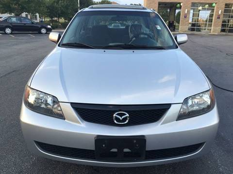 2003 Mazda Protege for sale at Luxury Cars Xchange in Lockport IL